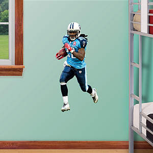 Chris Johnson - Fathead Jr. Fathead Wall Decal